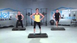 Fitness -Step -Kardiyo Yaparak Fit Kal