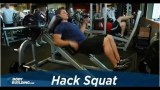 Hack Squat -Bacak Hareketi – Leg Exercise