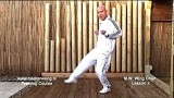 Wing Tzun & Wing Chun Lesson – leg exercise with twist