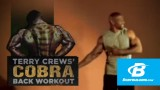 Sert Entrenman Sırt – Terry Crews – Cobra Back Workout