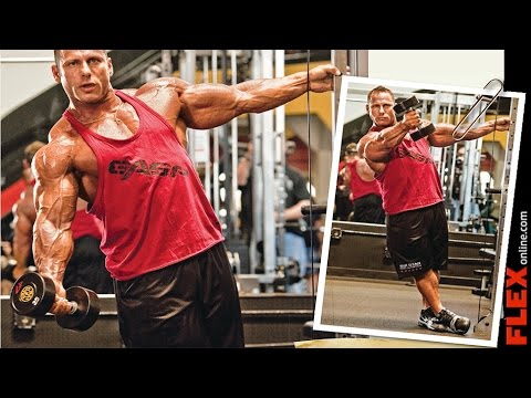 ONE ARM DUMBBELL CHEST FLYES | Hareketi Tekniği