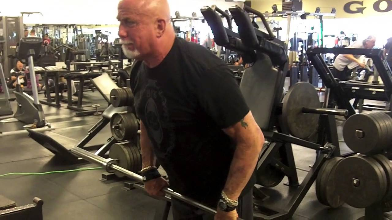 Ric Drasin Delts - Arms Workout,