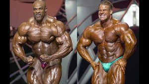 Jay Cutler & Ronnie Coleman Mr Olympia