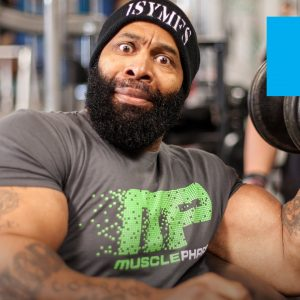 CT Fletcher Arm Traning Biceps Triceps